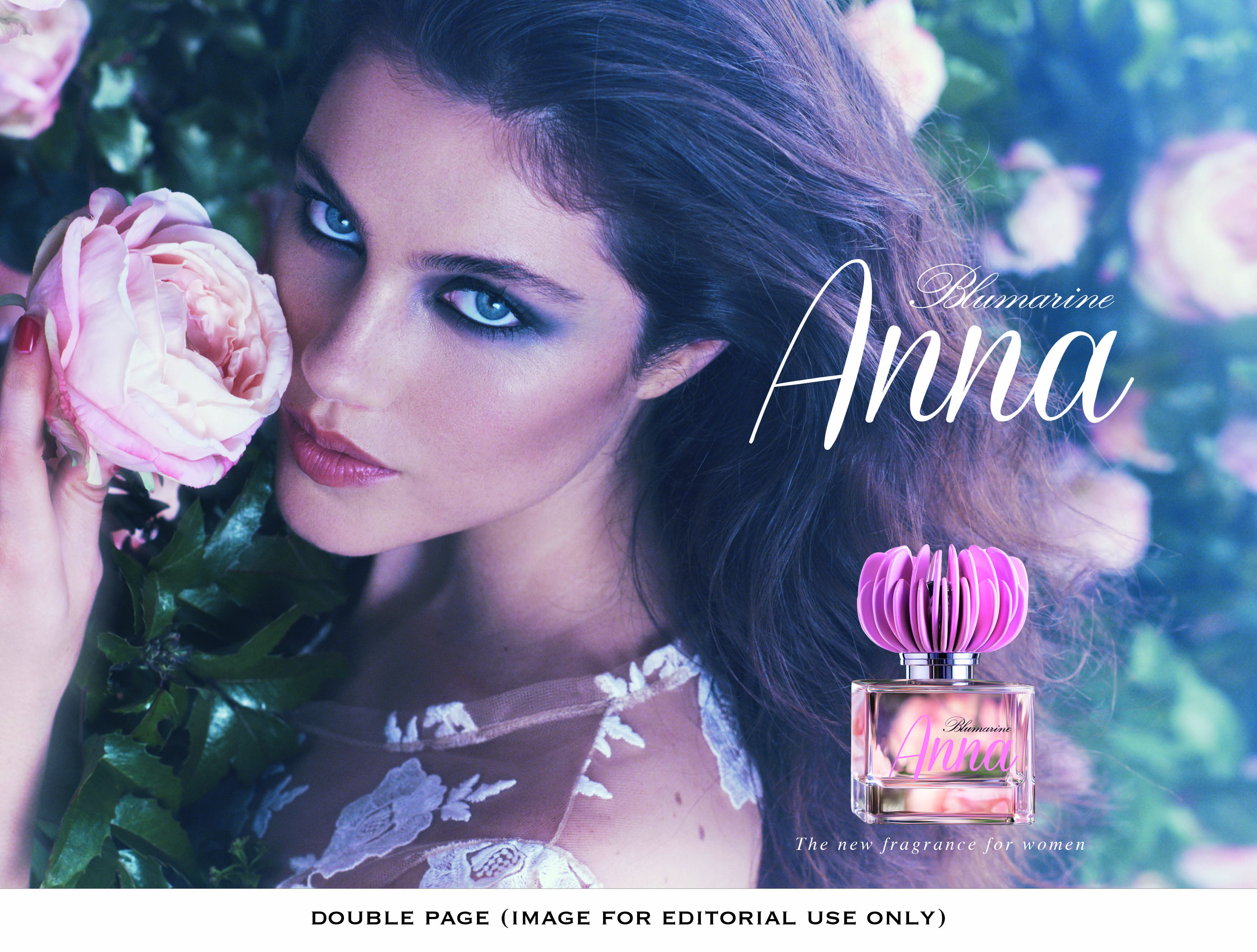 Blumarine Anna Double Page
