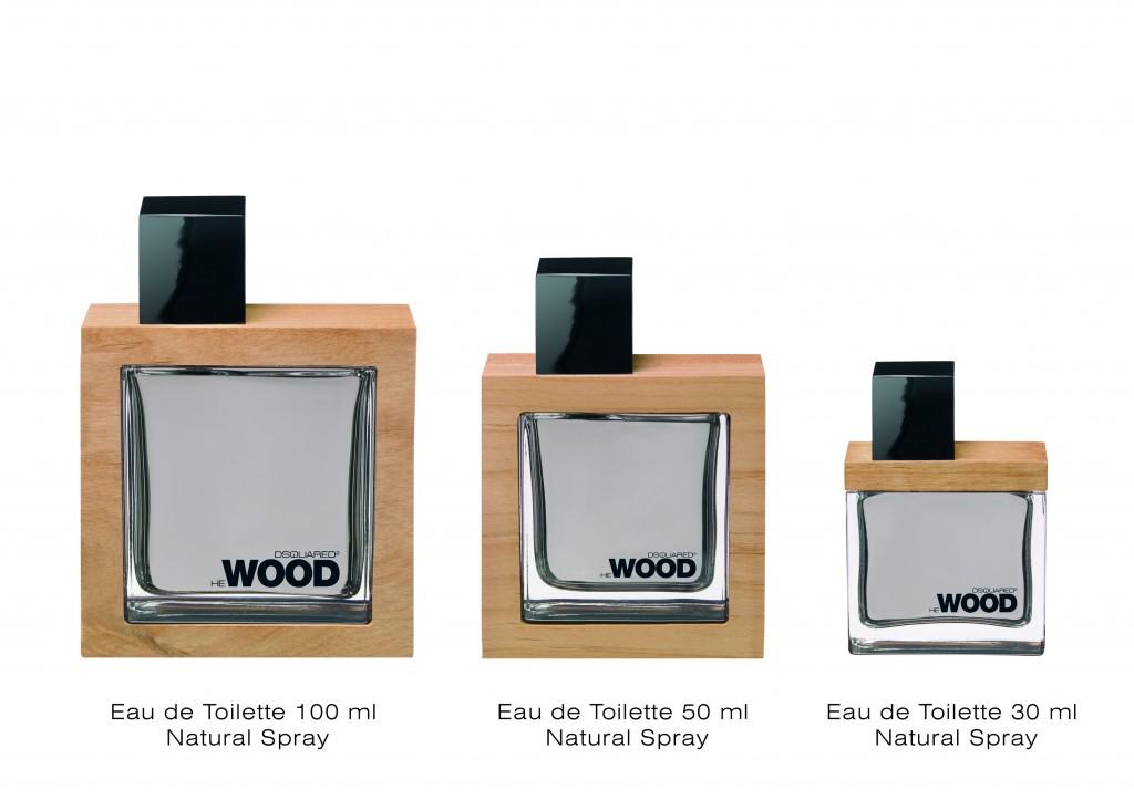 Dsquared2 He Wood Range