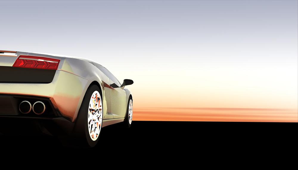 Silver_sports_car_by_Charlie_Hutton_unter_Verwendung_Lizenz_Shutterstock.com