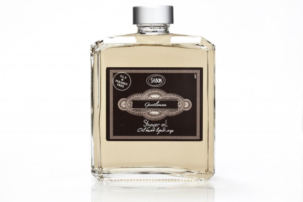 Sabon Gentleman Shower Oil