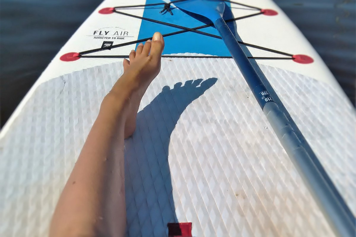 How to SUP by misselli.de